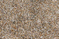 Sand closeup Stock Photography