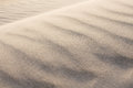 Sand dune close up Royalty Free Stock Photo