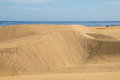 Sand Dune Desert Royalty Free Stock Photo