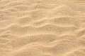 Sand dune desert texture in gran canaria island spain Stock Photography
