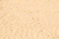 Sand dune desert texture in gran canaria island spain Stock Photo