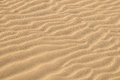 Sand dune desert texture in gran canaria island spain Royalty Free Stock Photography