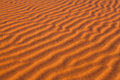 Sand dunes in Sahara Desert, Morocco Royalty Free Stock Photo
