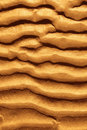Sand dunes texture Royalty Free Stock Photo