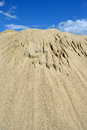 Sand mound Royalty Free Stock Images
