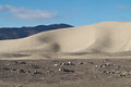 Sand Mountain in Northern Nevada Royalty Free Stock Photo