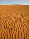 Sand patterns Stock Images