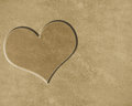 Sand texture background with some fine grain in it Royalty Free Stock Image