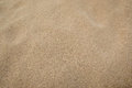 Sand texture for background. Top view Royalty Free Stock Photo