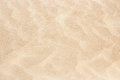 Sand texture clear of beige ripple Stock Image