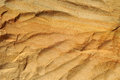 Sand texture photo of orange Royalty Free Stock Images