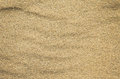 Sand texture at the sunset beach with copy space Royalty Free Stock Images
