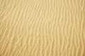 Sand texture yellow for background top view Stock Photos
