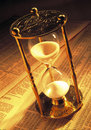 Sand Timer Royalty Free Stock Photo