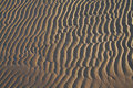 Sand wave Stock Photo
