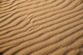 Sand waves Royalty Free Stock Photo