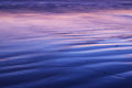 Sand and waves at sunset on pacific ocean beach california usa Stock Photo