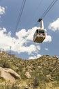Sandia Peak Tramway in Albuquerque, New Mexico Royalty Free Stock Photo