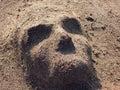 Sandman Royalty Free Stock Photo