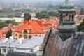 Sandomierz, Poland Royalty Free Stock Photo