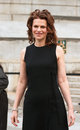 Sandra bernhard comedienne singer and actress arrives on the red carpet at the th annual tribeca film festival vanity fair party Royalty Free Stock Images