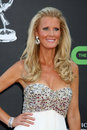 Sandra lee arriving at the daytime emmys at the orpheum theater in los angeles ca on august Royalty Free Stock Image