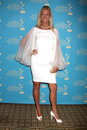 Sandra lee at the daytime creative emmy awards at the westin bonaventure hotel in los angeles ca on august Royalty Free Stock Images