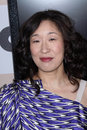 Sandra oh at the film independent spirit awards santa monica beach santa monica ca Royalty Free Stock Image