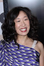 Sandra oh at the film independent spirit awards santa monica beach santa monica ca Stock Photography