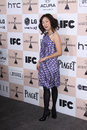 Sandra oh at the film independent spirit awards santa monica beach santa monica ca Stock Photos