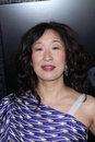 Sandra oh at the film independent spirit awards santa monica beach santa monica ca Royalty Free Stock Photos