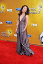 Sandra oh at the st naacp image awards arrivals shrine auditorium los angeles ca Royalty Free Stock Photos