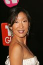 Sandra oh at the tv guide and inside tv emmy awards after party hollywood roosevelt hotel hollywood ca Royalty Free Stock Photos