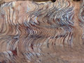 Sandstone gorge abstract pattern formation. Royalty Free Stock Photography