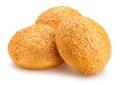 sandwich bun Royalty Free Stock Photo