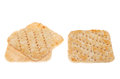 Sandwich thins isolated Royalty Free Stock Photo