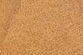 Sandy beach background and detailed sand texture. Royalty Free Stock Photo