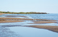 Sandy Beach Landscape