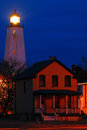 Sandy Hook Light Royalty Free Stock Photo