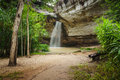 Sang chan waterfall thailand ubon ratchathani Stock Photography
