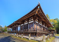 Sangatsu do hall of todai ji complex in nara japan november japan on november the oldest the structures dating back to this Stock Images