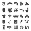 Sanitary engineering set