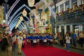 Sanjoaninas festivities, Angra do Heroismo, Terceira island, Azores Royalty Free Stock Photo