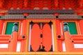 Sanjunoto pagoda at Kiyomizu-dera Temple in Kyoto, Japan Royalty Free Stock Photo