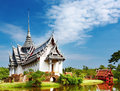 Sanphet Prasat Palace, Thailand Stock Photography