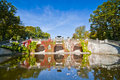 Sanssouci park in Potsdam Stock Photography