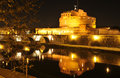 Sant Angelo Castle, Rome Stock Photo