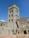 Sant Pere de Rodes Stock Photography