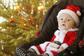 Santa Baby Stock Photos
