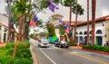 Santa Barbara - California Travel Shots Royalty Free Stock Photo